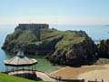 View from Tenby Castle photo Charles Taylor
