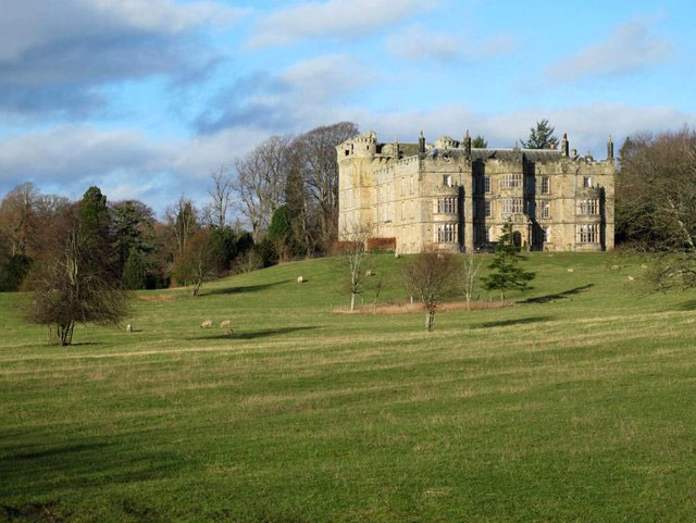 CHIPCHASE CASTLE