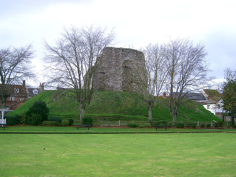 CHRISTCHURCH CASTLE