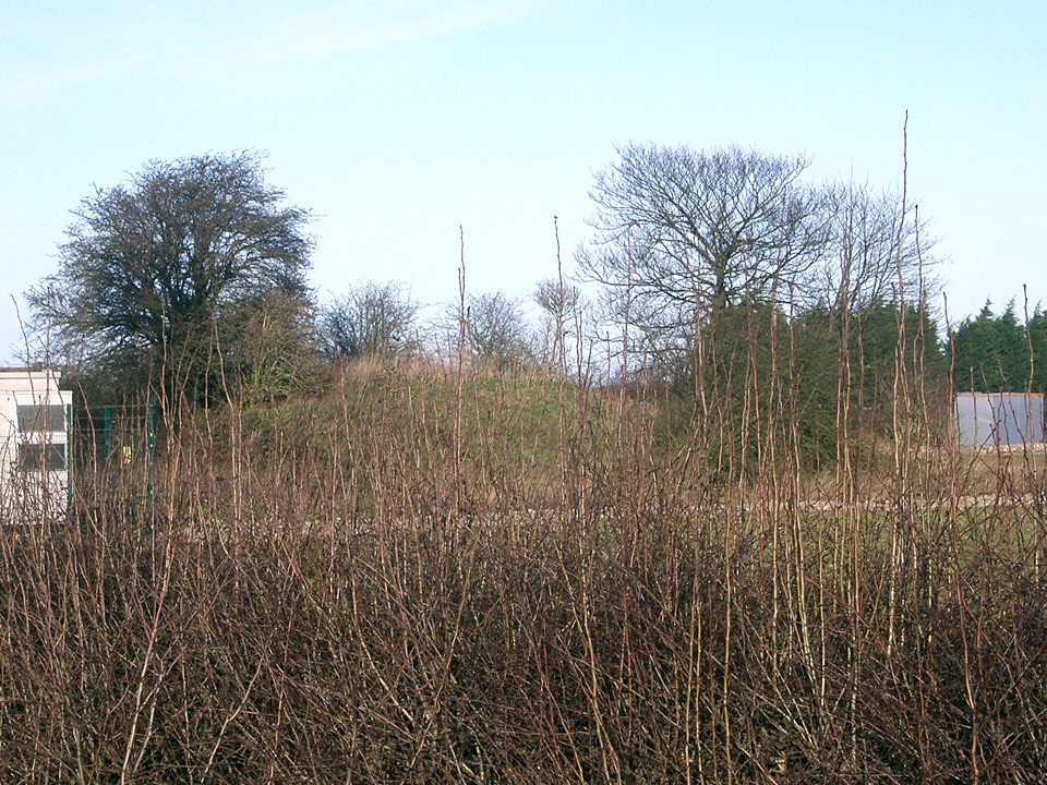 CHURCHOVER MOTTE
