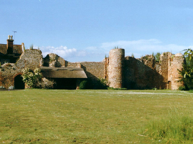 CLAXTON CASTLE