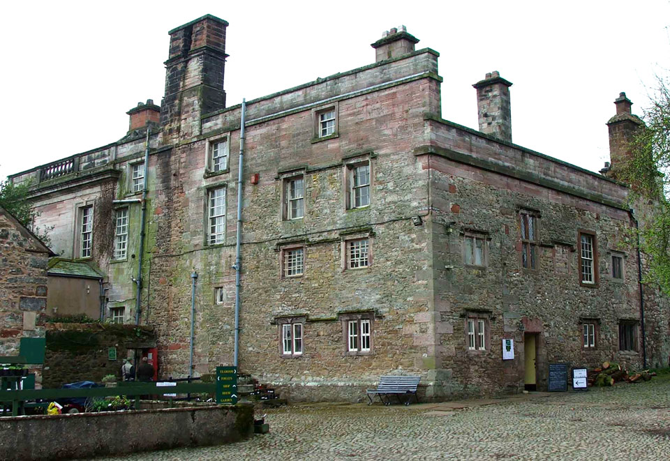 DALEMAIN HALL