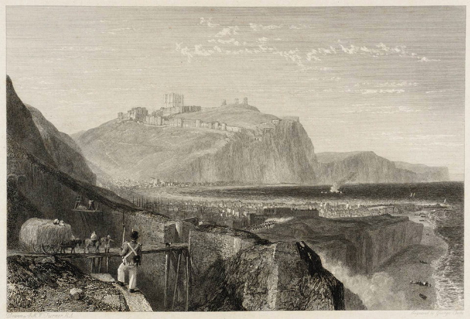 Dover Castle 1826 © Tate, London