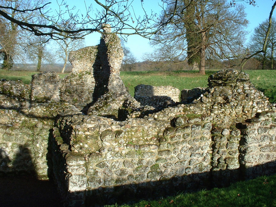 NORTH ELMHAM CASTLE