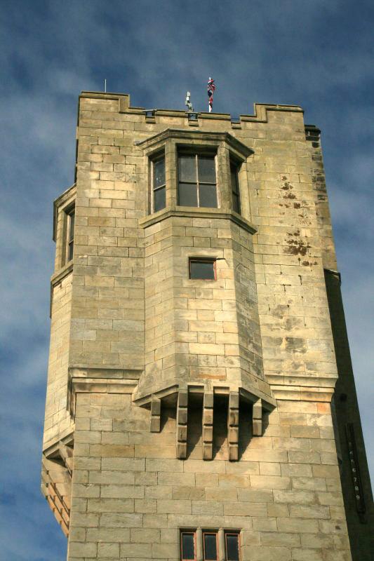 Haggerston Castle