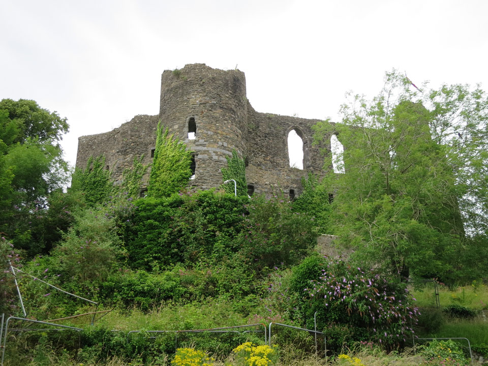 HAVERFORDWEST CASTLE