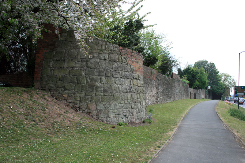 City wall ©Andrew Tivenan
