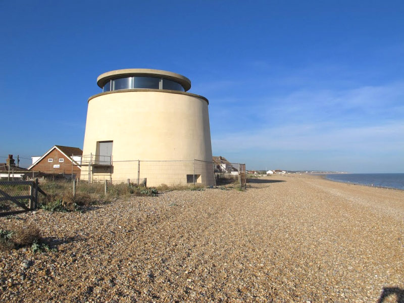 Martello Tower 55 photo Ian Giles