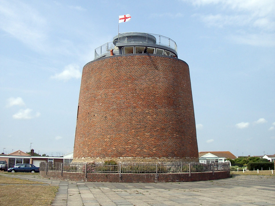 Martello Tower 61 photo Ian Giles