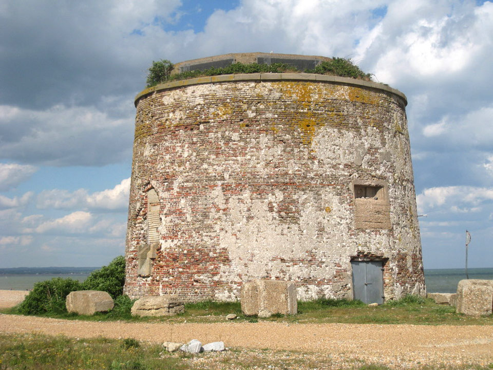 Martello Tower 64 photo Charles Taylor