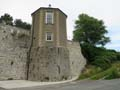 Town wall tower photo Charles Taylor