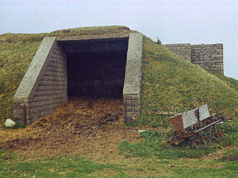 Penlee Battery photo Steve Johnson