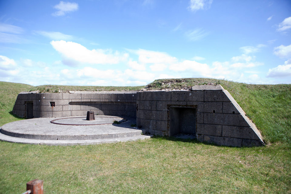 Fort Purbrook photo Charles Taylor