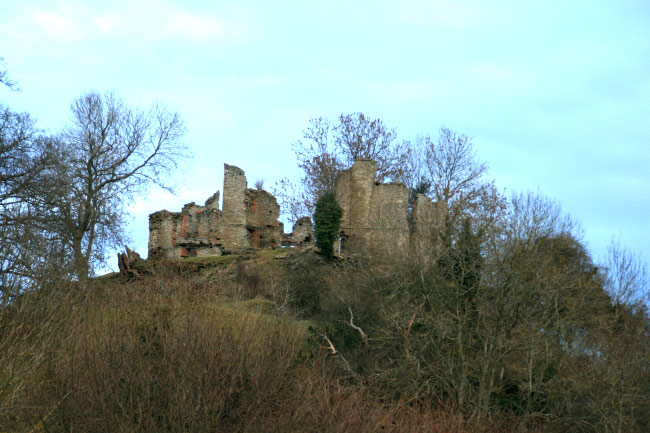 STAPLETON CASTLE