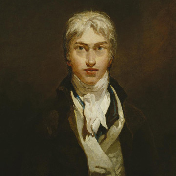 Self-Portrait c.1799 Joseph Mallord William Turner © Tate, London